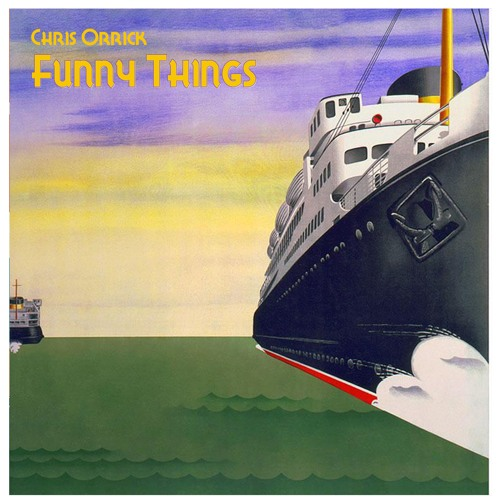 Chris Orrick - Funny Things