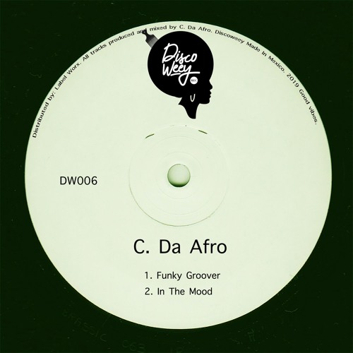 C. Da Afro - FUnky Groover DW006
