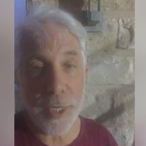 Rabbi Mivasair speaks on arrests of solidarity activists
