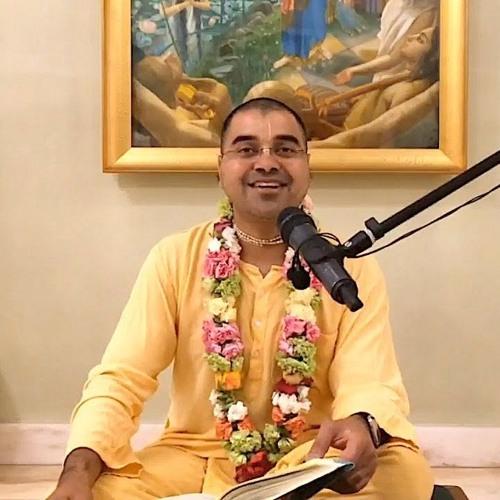 Śrīmad Bhāgavatam class on Tue 7th May 2019 by Gopavrndesa Dāsa 4.22.23