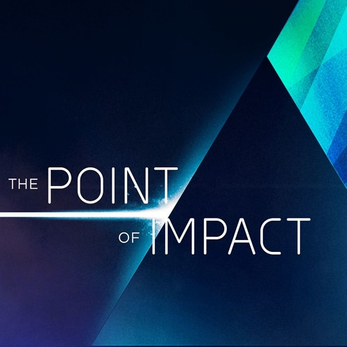 THE POINT OF IMPACT by Riock Atchley