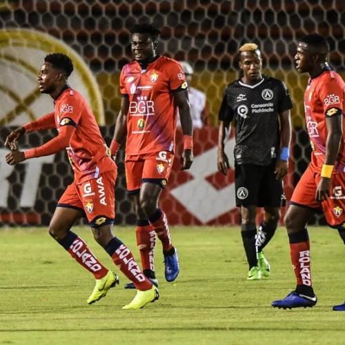 Resumen GOLES América de Quito 1 vs El Nacional 3