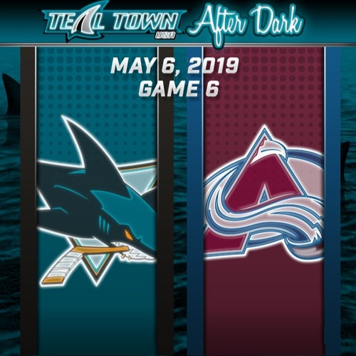 Teal Town USA After Dark (Postgame) - San Jose Sharks @ Colorado Avalanche GAME 6 - 5-6-2019