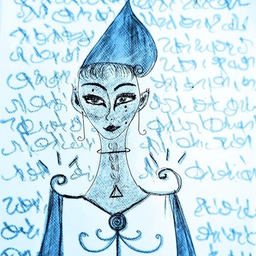 Soothing Galactic Elf Light Language ~ Tatiana Roumelioti