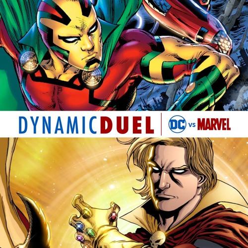 Mister Miracle vs Adam Warlock