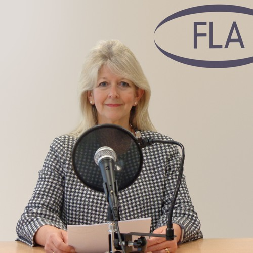 Agenda - Fiona Hoyle of the FLA on the CCA Review