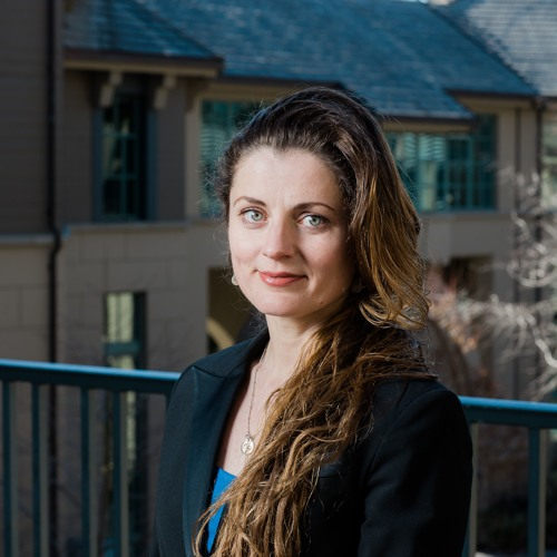 Ep 09 - Andreea Gorbatai - There Is a Change in the Balance of Power
