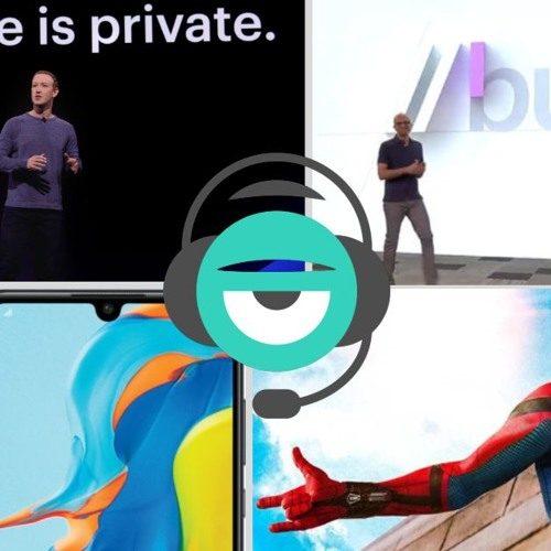 3 στον αέρα S02E34: NBA, Facebook F8, Build 2019, Huawei, Spider-Man και Sonic