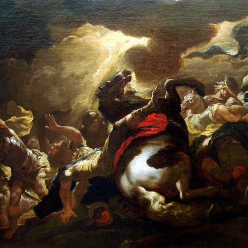 0361 - Acts 9 vs1-20 - The Road To Damascus - Andy Sweetman - 05-05-2019.mp3