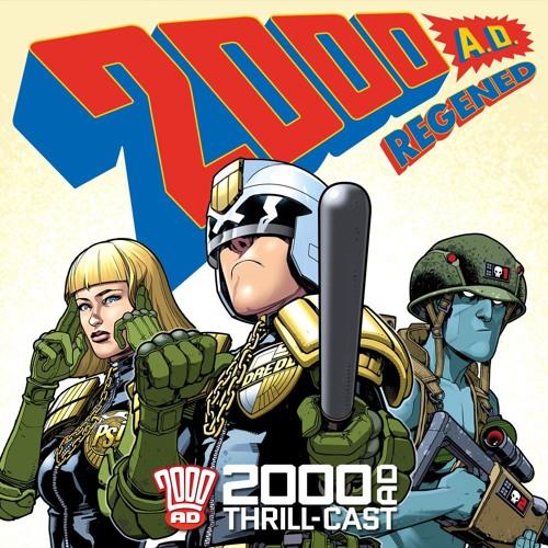 2000 AD Regened with Alex De Campi & Matt Smith