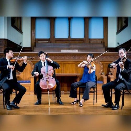 String Quartet No. 3, Wave Upon Wave: III.