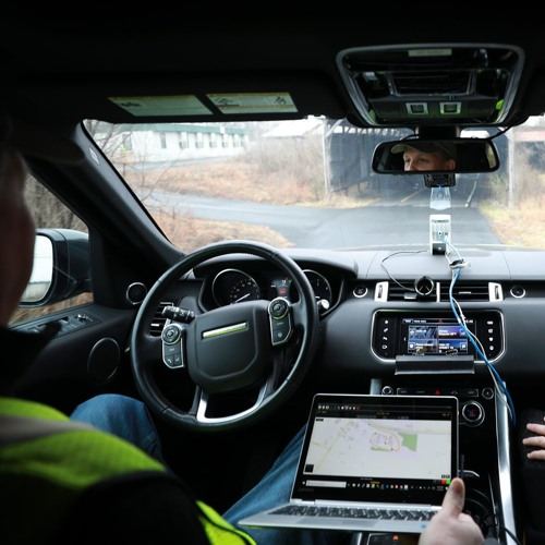 Episode 6: A Future With Autonomous Vehicles