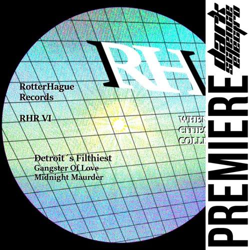 PREMIERE: Detroit's Filthiest - Midnight Maurder (RotterHague Records)