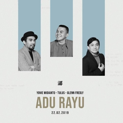 Yovie Widianto, Tulus, Glenn Fredly - Adu Rayu (Acoustic Cover)