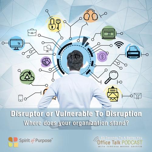 Disruptor or Vulnerable Incumbent?