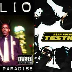 Praise the Paradise | A$AP Rocky x Coolio (mashup)