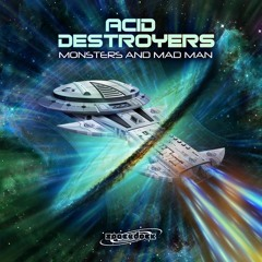 Preview EP Monsters & Mad Man   - Spacedock Records Available Soon