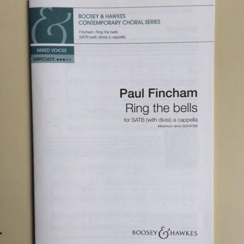 Ring The Bells (choir of St Sepulchre, Holborn, Peter Asprey)