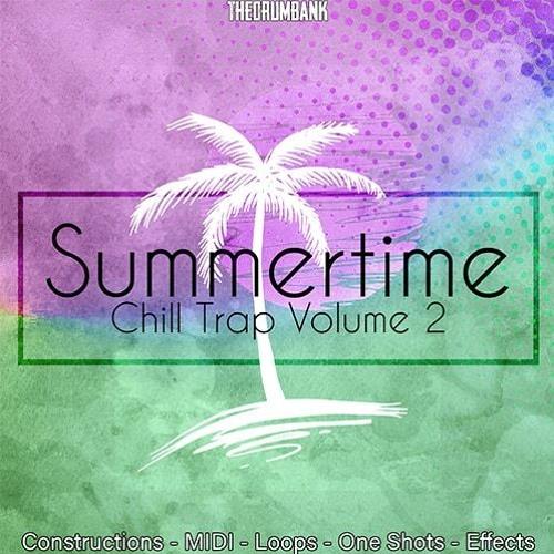 TheDrumBank Summertime Volume 2 WAV MiDi-DISCOVER