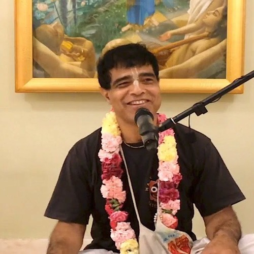 Śrīmad Bhāgavatam class on Wed 8th May 2019 by His Grace Prabhav Prabhu 4.22.24
