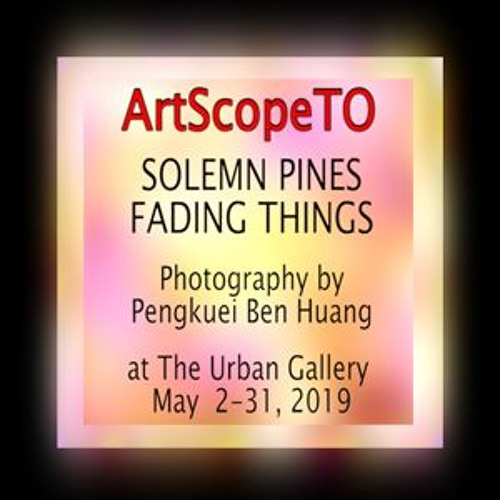 Podcast interview with photographer Pengkuei Ben Huang (2019-05-08)