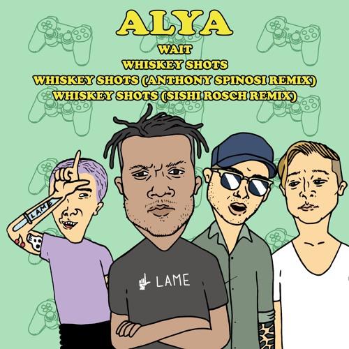 Alya - Whiskey Shots (Sishi Rosch's Ghetto House Refix) (Clip)
