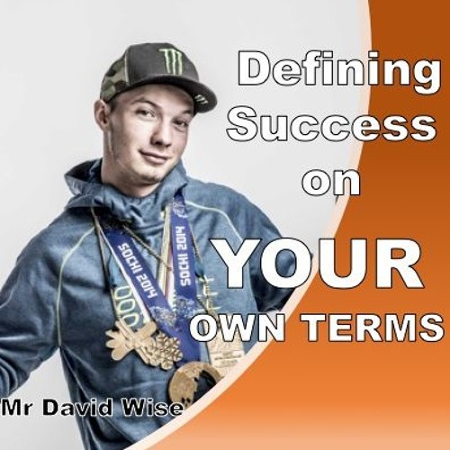 Defining Success on your own terms
