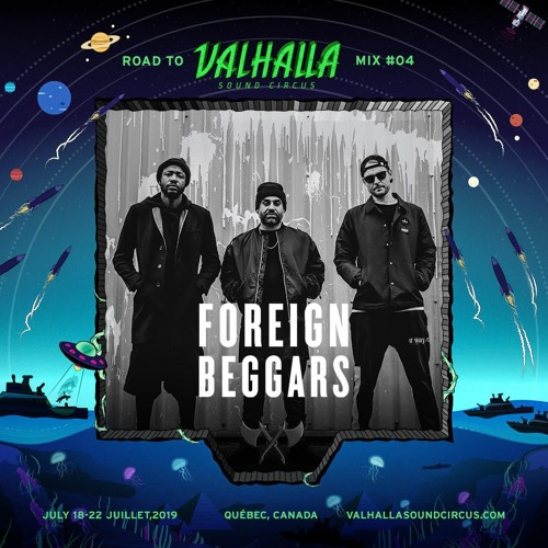 ROAD TO VSC 2019 MIX #04: FOREIGN BEGGARS