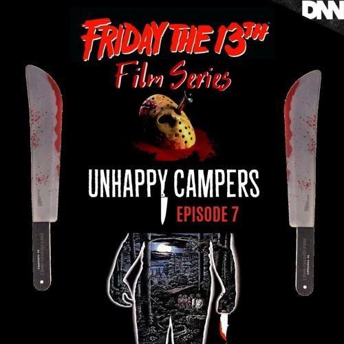 Unhappy Campers 7. Friday The 13th Film Series