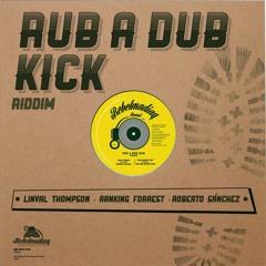 Linval Thompson - Borderline (Rub A Dub Kick Ridim). Rebelmadiaq Sound