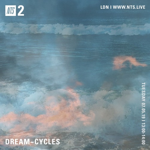 Dream~cycles(Songs for crushing artists mix) NTS 07.05.19