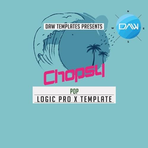 Chopsy Logic Pro X Template