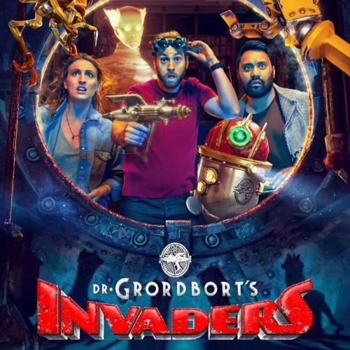 Dr Grordbort's Invaders Suite (Original game score)
