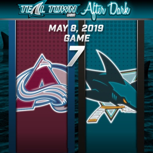 Teal Town USA After Dark (Postgame) - San Jose Sharks vs Colorado Avalanche GAME 7 - 5-8-2019
