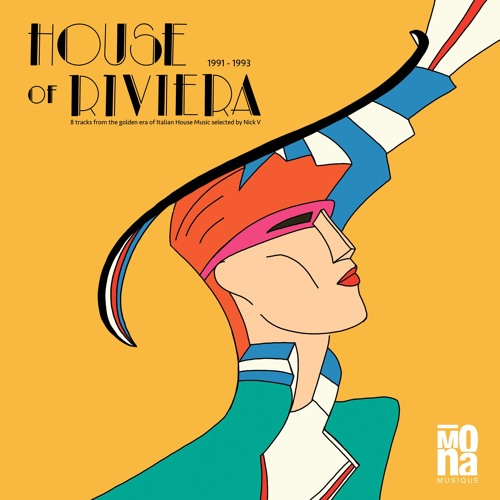 """""""House Of Riviera LP compilation"""" - MMLP001 (snippets)"""