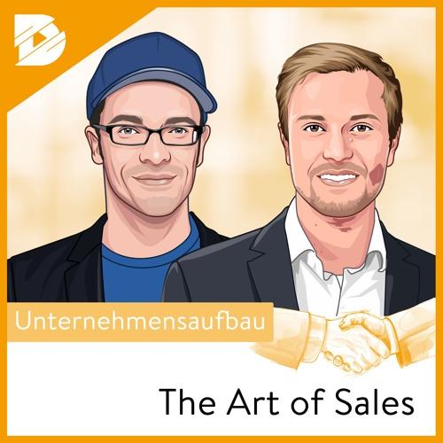 Wie man Sales-Prozesse sinnvoll outsourcen kann   The Art of Sales #11