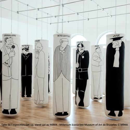 Appréhender l'exposition temporaire comme un manifeste, Marie-Sylvie Poli