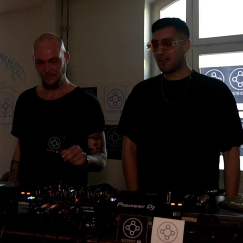 Clark Davis b2b Sunny RTS.FM x District 66 Hamburg 18.02.19