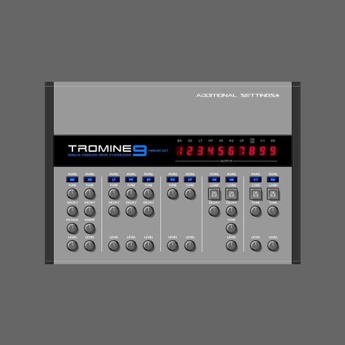 Tromine9 version 1.5