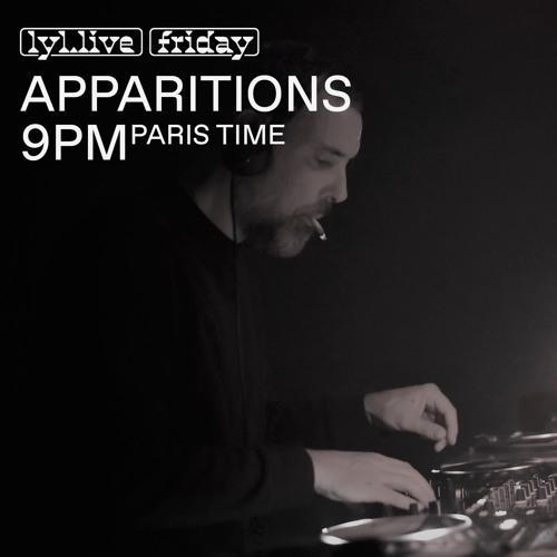 Apparitions (10.05.19) w/ Intergalactic Gary