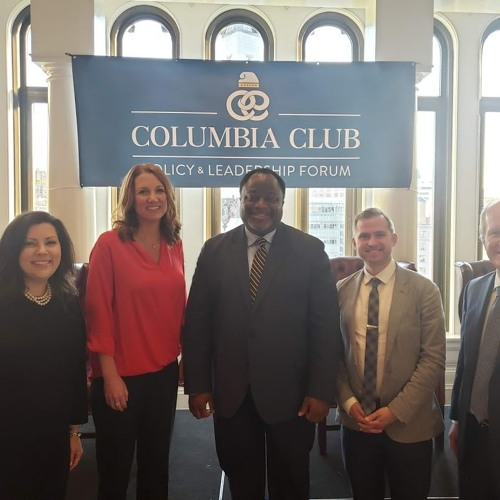 The Columbia Club Policy Forum