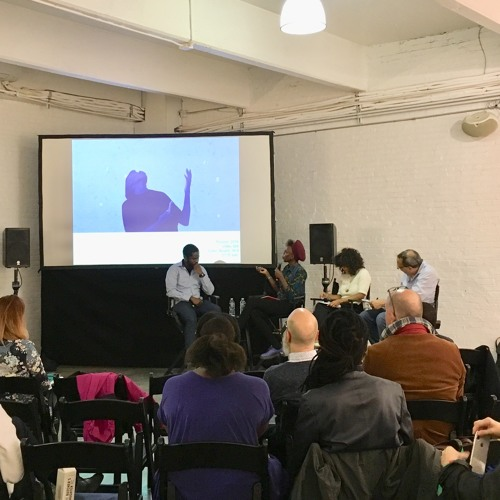 FORUM New York 2019: Without A Name: On living and working between spaces