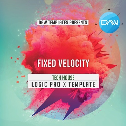 Fixed Velocity Logic Pro X Template