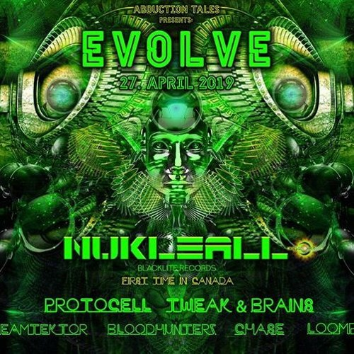 CHASE @ Evolve - Montreal 2019