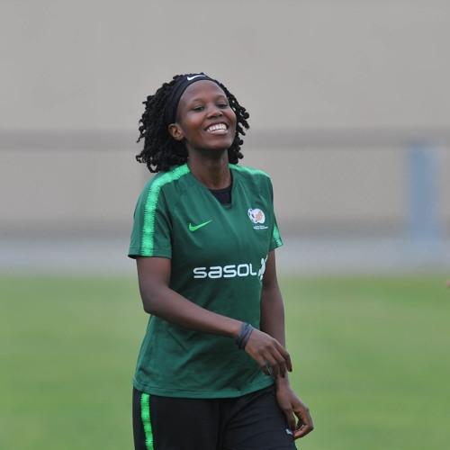 Listen: Introducing Banyana Banyana midfielder Nomvula  Kgoale