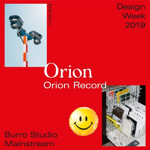 Orion - BSRadio - MDW19
