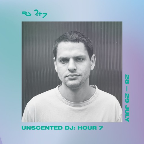 RA Live - 29.7.2018 - Unscented DJ at twenty four/seven New York