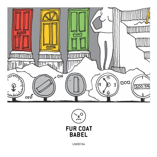 LNOE104 - Fur Coat - Babel