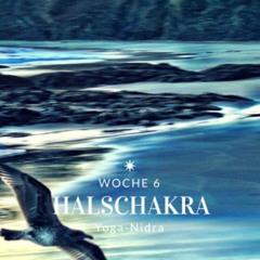Chakrakurs - Woche 6 : Harmonisierung des Halschakras