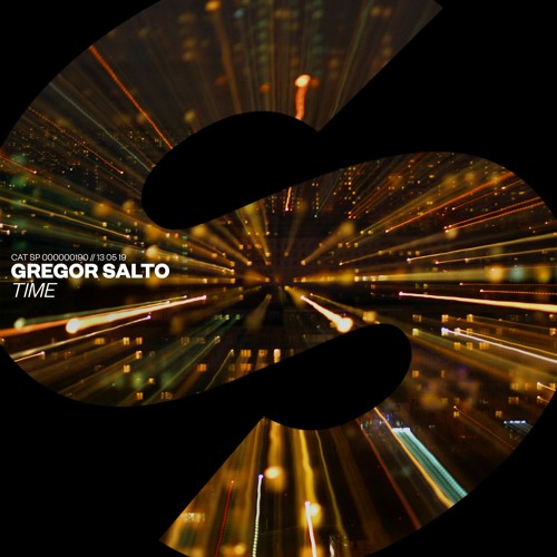 Gregor Salto - Time [OUT NOW]